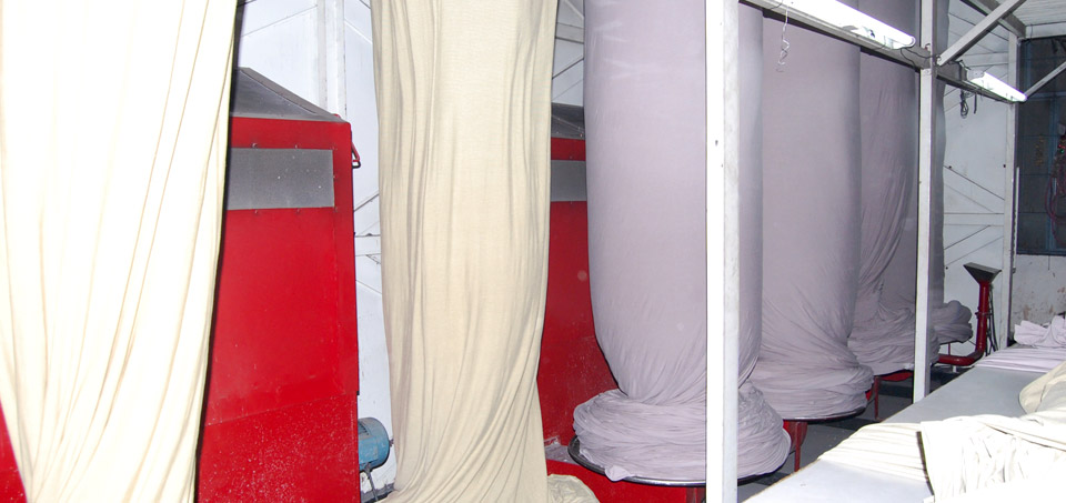 Knitting Fabric Dyeing Process : Dyeing process house r p processors knitted fabrics